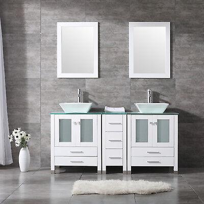 Double Sink Vanity Top (60
