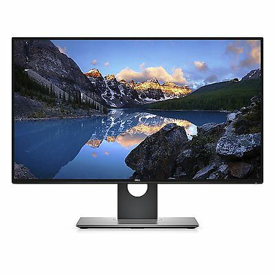 Dell UltraSharp U2718Q LED-Monitor (27) 68.6 cm 3840x2160 4K IPS 350 cd/m HDMI