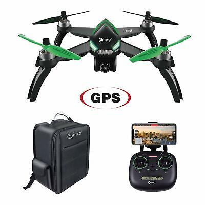 Contixo F20 Best 2020 UHD GPS Drone With Camera Long Range Air Selfie Drone Case
