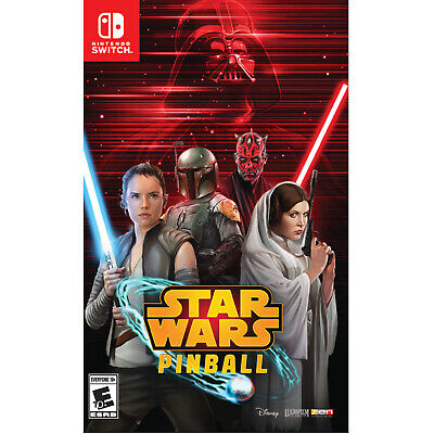 NEW! Star Wars: PINBALL - Nintendo Switch -  Fast, free shipping