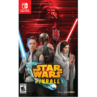 NEW! Star Wars: PINBALL - Nintendo Switch -  Fast, free shipping