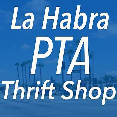 PTA THRIFT SHOP OF LA HABRA, INC.
