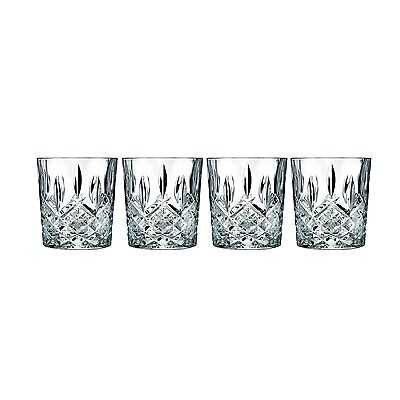 Купить Marquis By Waterford 165118 - Marquis by Waterford Markham Double Old Fashioned Glasses, Set of 4, New