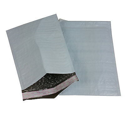 20 Poly Bubble Mailer (20 pcs 10x11 Poly Bubble Mailer Padded Envelope Shipping Self-sealing Bag)