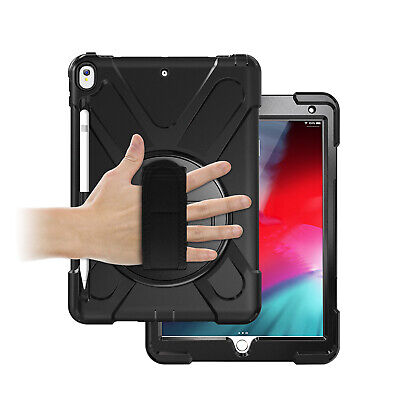 - Shockproof  Heavy Duty Military Shield Case for Apple iPad Pro Air 3rd Gen 10.5