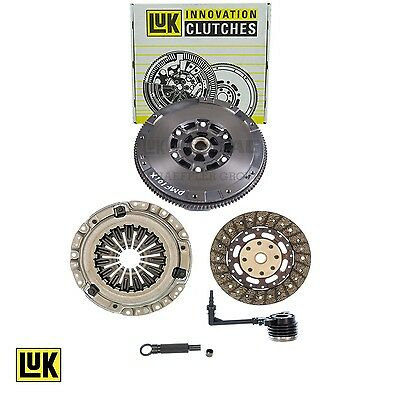 LUK CLUTCH KIT+DMF FLYWHEEL fits 2007-2012 NISSAN SENTRA SE SE-R SPEC-V