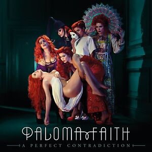 PALOMA FAITH  A PERFECT CONTRADICTION  DELUXE EDITION  4 EXTRA TRACKS CD NEW