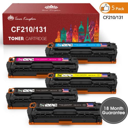 3 pk CF210X Toner fit HP Pro 200 color MFP M251nw Pro 200 color MFP M251n Prin
