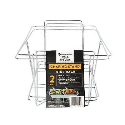 Member's Mark Chafing Dish Wire Rack (2 pk.) (wp1) (Chafing Racks)