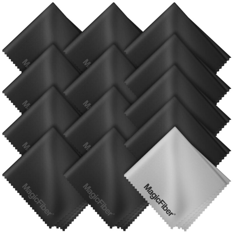 MagicFiber Microfiber Cleaning Cloths, 13 PACK