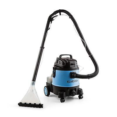 KLARSTEIN REINRAUM WET DRY SHOP VACUUM INDUSTRIAL CARPET CLEANER FLOOR WASH 20 L