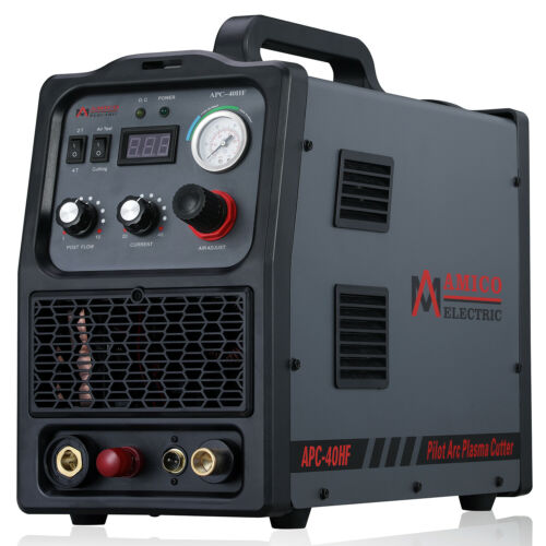 Amico APC-70HF, 70 Amp Non-touch Pilot Arc Plasma Cutter, 100~250V Wide Voltage.
