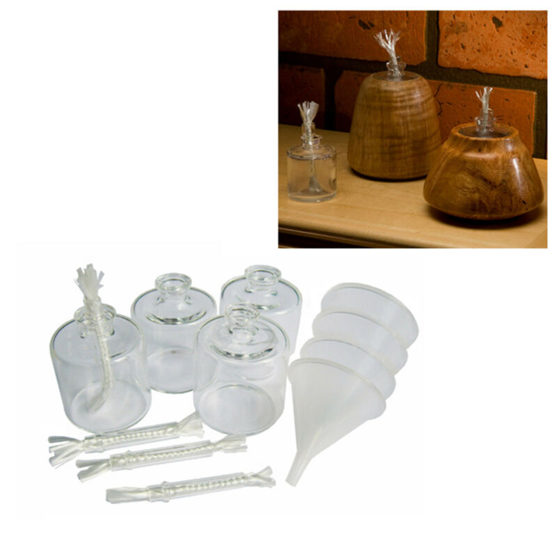 Confetti Lamp Insert Project Kit, 4 Pack, Legacy Woodturning