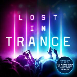 Lost In Trance - Tiesto ATB Chicane [CD] Sent Sameday*