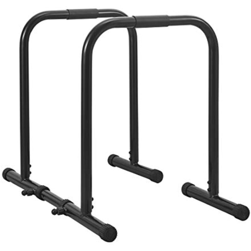 RELIFE REBUILD YOUR LIFE Dip Station Functional Heavy Duty Dip Stands Fitness