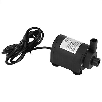 Zerodis Small Water Pump for Aquarium,DC 24V Brushless Motor Water Pump Subme...