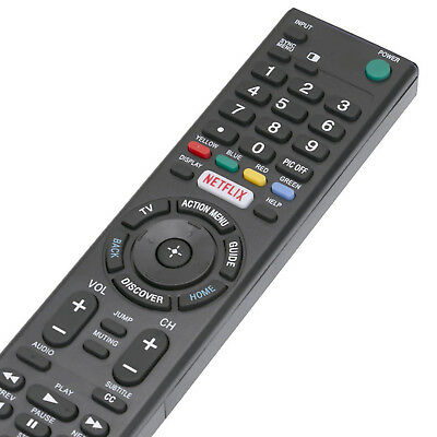 New RMT-TX100U Remote Replace for Sony LED TV KDL50W850C KDL-55W850C KDL-65W800C