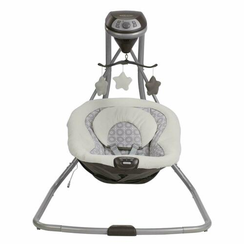 Graco Simple Sway Baby Swing Abbington Collection