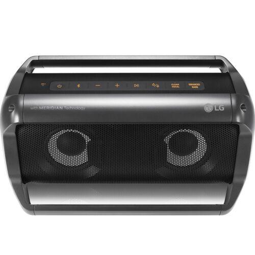 LG PK5 X-Boom Go Bluetooth Black Portable Speaker (PK5)