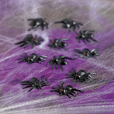144 HALLOWEEN Haunted House Table Decoration BABY SPIDER SCATTER sprinkles](Halloween Haunted Child)