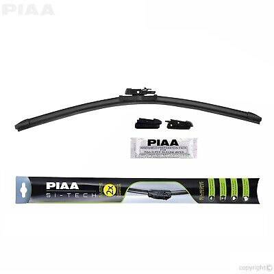 PIAA 97053 Si-Tech Silicone Flat Windshield Wiper Blade