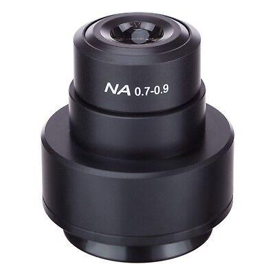 AmScope DK-DRY-670 Darkfield Dry Condenser for 670 Series Compound Microscopes segunda mano  Embacar hacia Argentina