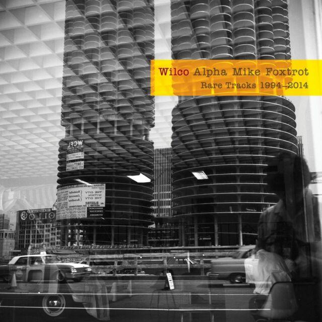 WILCO - ALPHA MIKE FOXTROT:RARE TRACKS 1994-2014 4 CD NEU