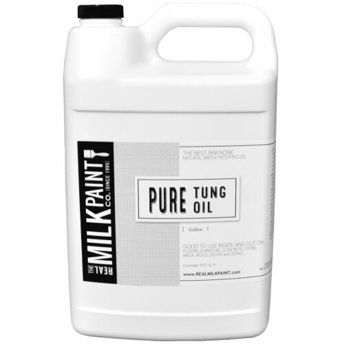 Real Milk Paint Pure Tung Oil - Gallon