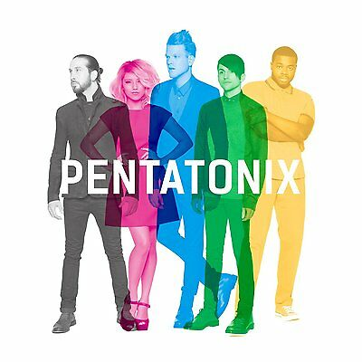 Pentatonix Cd   Pentatonix  2015    New Unopened   Rca Records