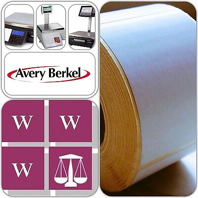 Avery Direct Thermal Labels - 49mm x 75mm FREE P&P