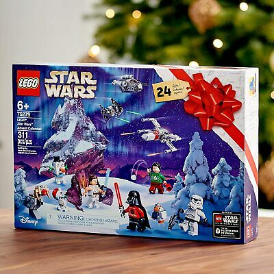 LEGO Star Wars Advent Calendar 75279 Building Kit for Kids New 2020 (311 Pieces)