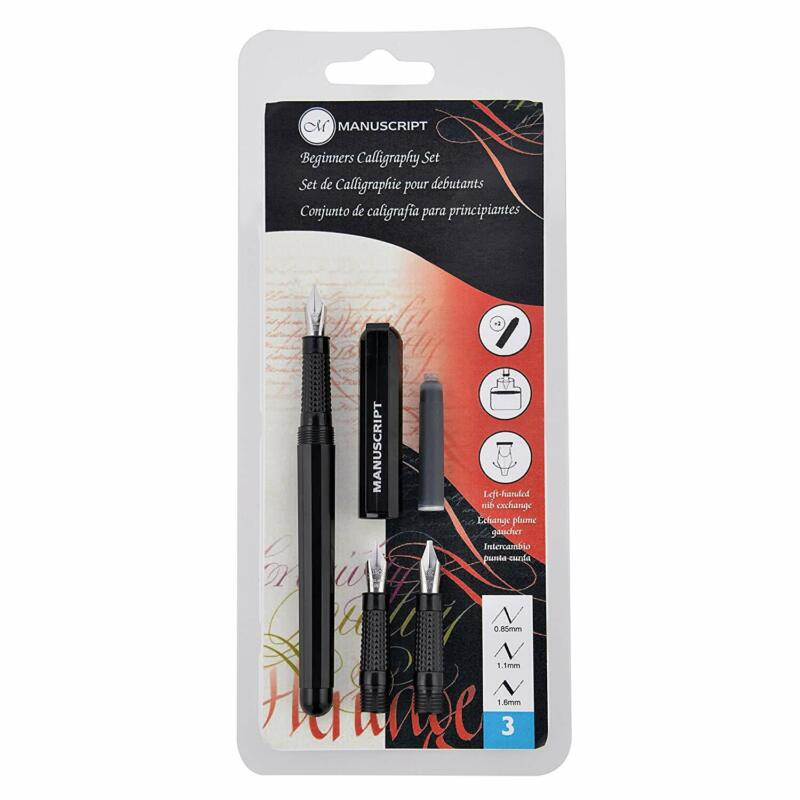 Manuscript 5pc Beginners Calligraphy Kit 5mm