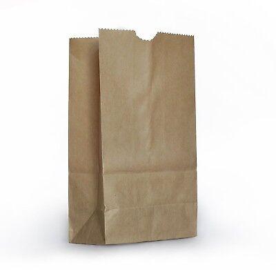 Mini Kraft Paper Bags 100 per pack Favor Bags Gift Bags Wedding (Mini Kraft Paper Bags 100 Per Pack)
