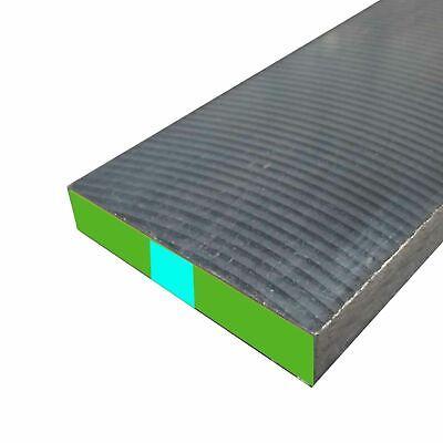 Pm 10v Tool Steel Decarb Free Flat 0.375 X 3.5 X 8
