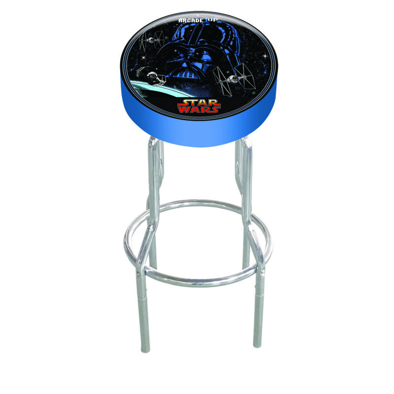 Officially Licensed Star Wars Adjustable Arcade Stool with Extending Legs [Brand