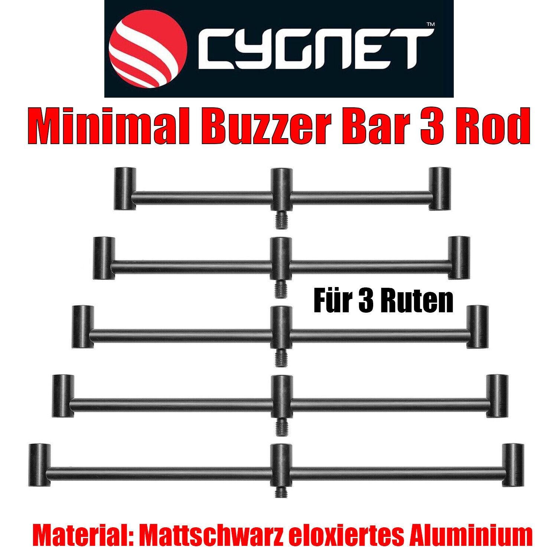 Cygnet Minimal Buzzer Bar 3 Rod Buzzer Bar Buzzerbar alle Größen