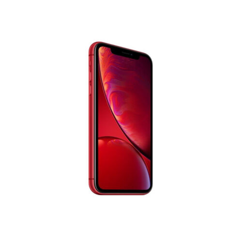 Apple iPhone XR 256GB rot (PRODUCT)RED (ohne Simlock) Sofort verfügbar - OVP