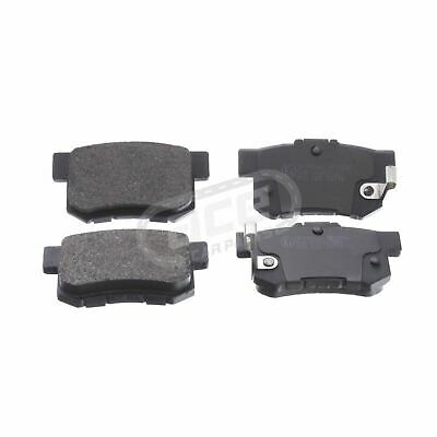 Honda CR-V Mk2 ATV / SUV 11/2001-3/2007 2.0 Rear Brake Pads Set W89-H48-T14.6
