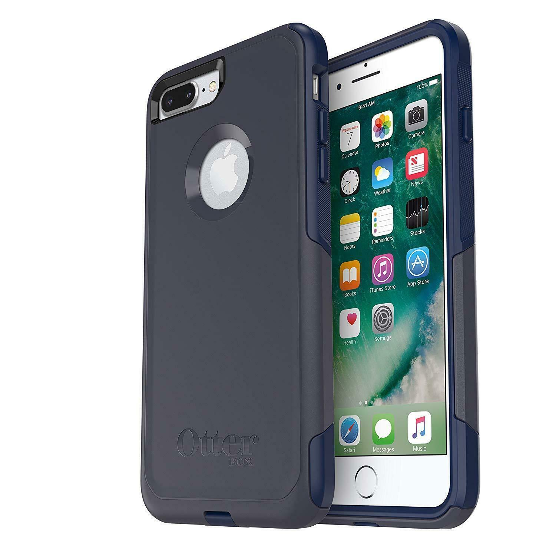 iphone 8 7 plus commuter case indigo