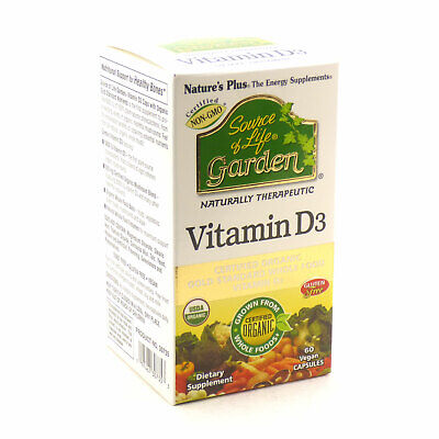 source of life garden vitamin d3 5000iu