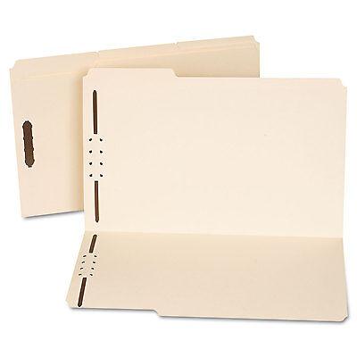 Universal Manila Folders Two Fasteners 13 Tab Legal 50box 13520