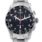 Swiss Army Titanium Band Wristwatches