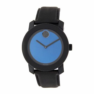 Movado 3600481  Men's Bold Blue Quartz Watch