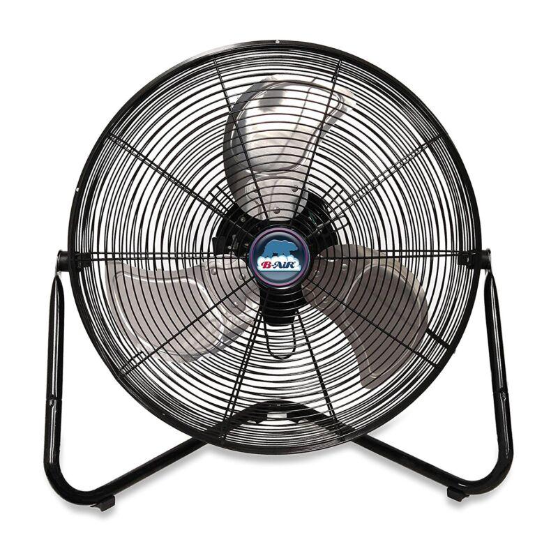 "B-Air Firtana-20 X 20"" Multi Purpose High Velocity Floor Fan"