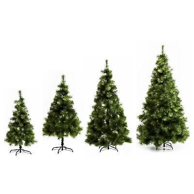 Albero di Natale Artificiale Verde Foltissimo