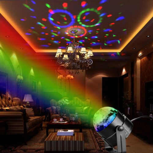 strobe lights for bedroom disco dj stage light club effect rgb 17440