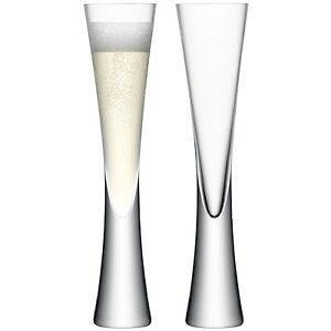 LSA Moya Champagne Flutes 170ml - Set of 2