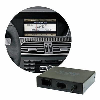 DAB DAB+ KOMPLETT SET Digital Radio + Antenne für Mercedes NTG 4.5 4.7