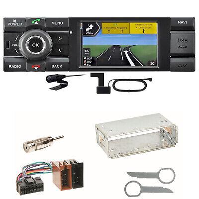 Kienzle MCR 1031 Nav Navi Digitalradio Einbauset für Mercedes SLK R170 W208 W210