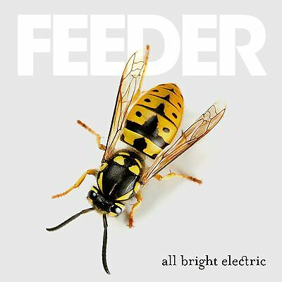 FEEDER - ALL BRIGHT ELECTRIC - NEW DELUXE CD ALBUM